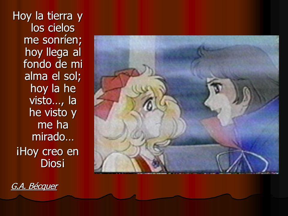 El amor no ve con los ojos, sino con el alma, y por eso pintan ciego al alado Cupido...