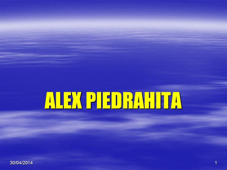 ALEX PIEDRAHITA 30/04/20141
