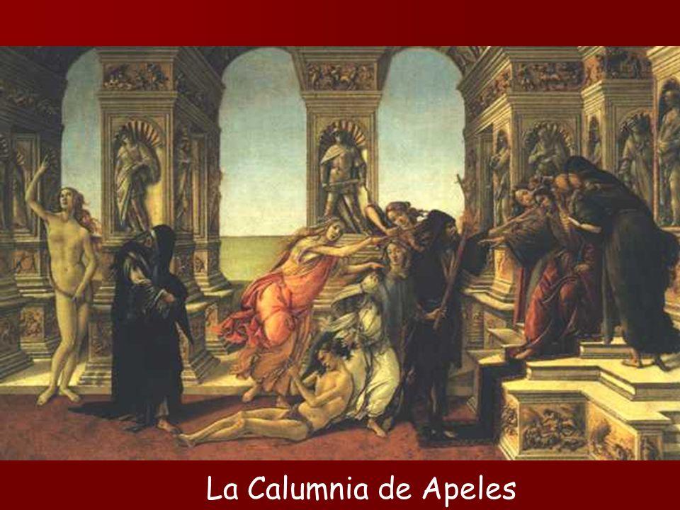 La Calumnia de Apeles