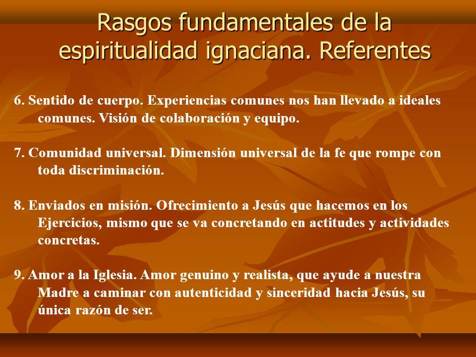 Ignacio descubrió su propio llamado y su misión a través de la vida cotidiana y la experiencia de relación con la realidad y los otros.