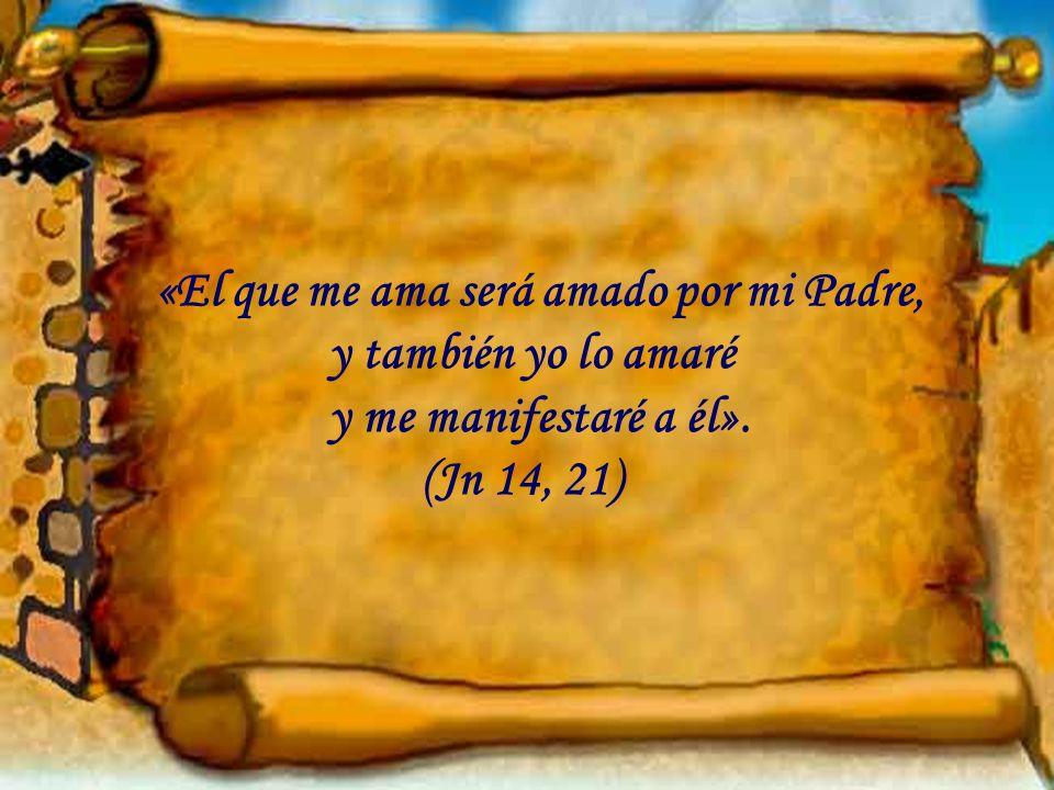 Ahora bien, el sentido de esta Palabra de vida que proponemos es: El que ama al Hijo es amado por el Padre, y es a su vez amado por el Hijo que se man