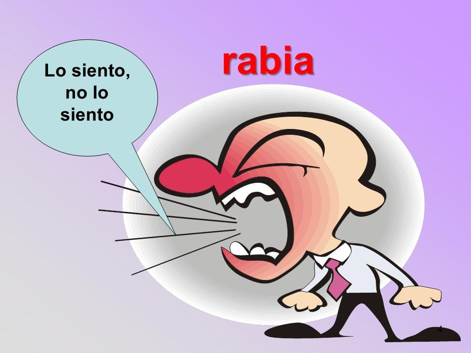 RECTIFICAR CONCEPTOS La ira no es siempre destructiva, puede ser motivada por el amor. 25