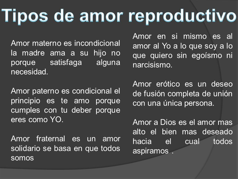 Amor materno es incondicional la madre ama a su hijo no porque satisfaga alguna necesidad.