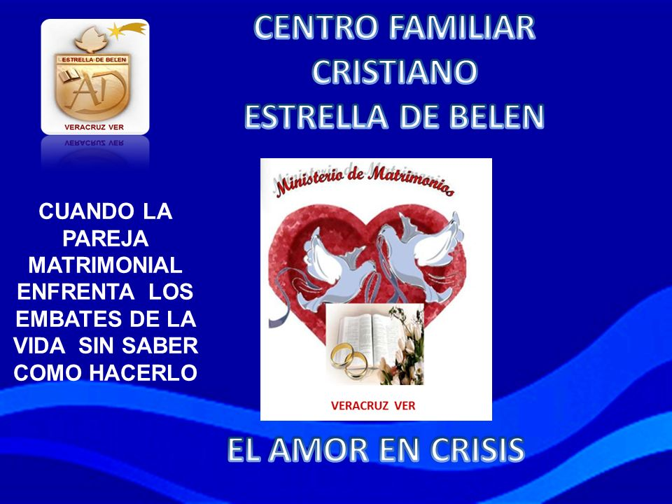 LAS CRISIS MATRIMONIALES: 1.- LA RESPONSABILIDAD BIPARTITA DE AMBOS CONYUGUES 2.- EL VALOR DE UNO Y OTRO PARA RESOLVER CRISIS 3.- EL PÀPEL DEL AMOR EN LAS CRISIS HOMBRE Y MUJER, EL SACRIFICIO Y EL RESPETO.
