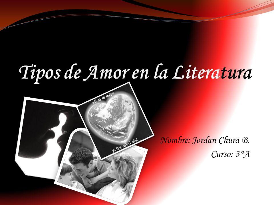 Nombre: Jordan Chura B. Curso: 3°A