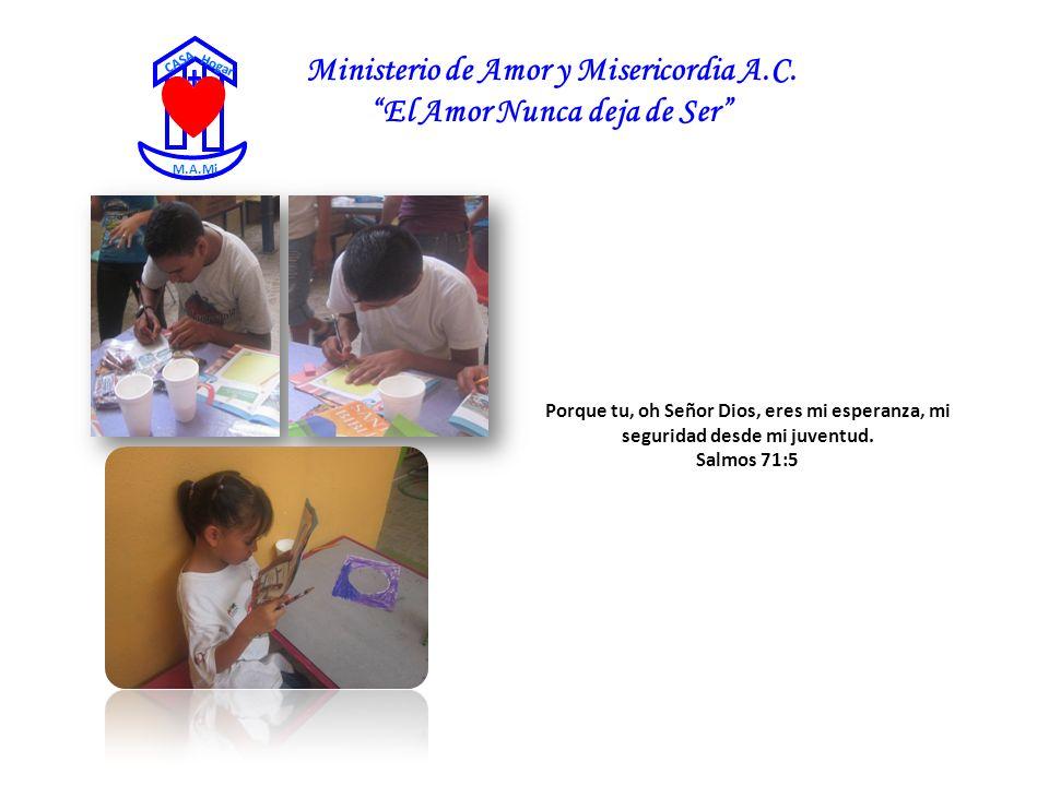 Ministerio de Amor y Misericordia A.C.