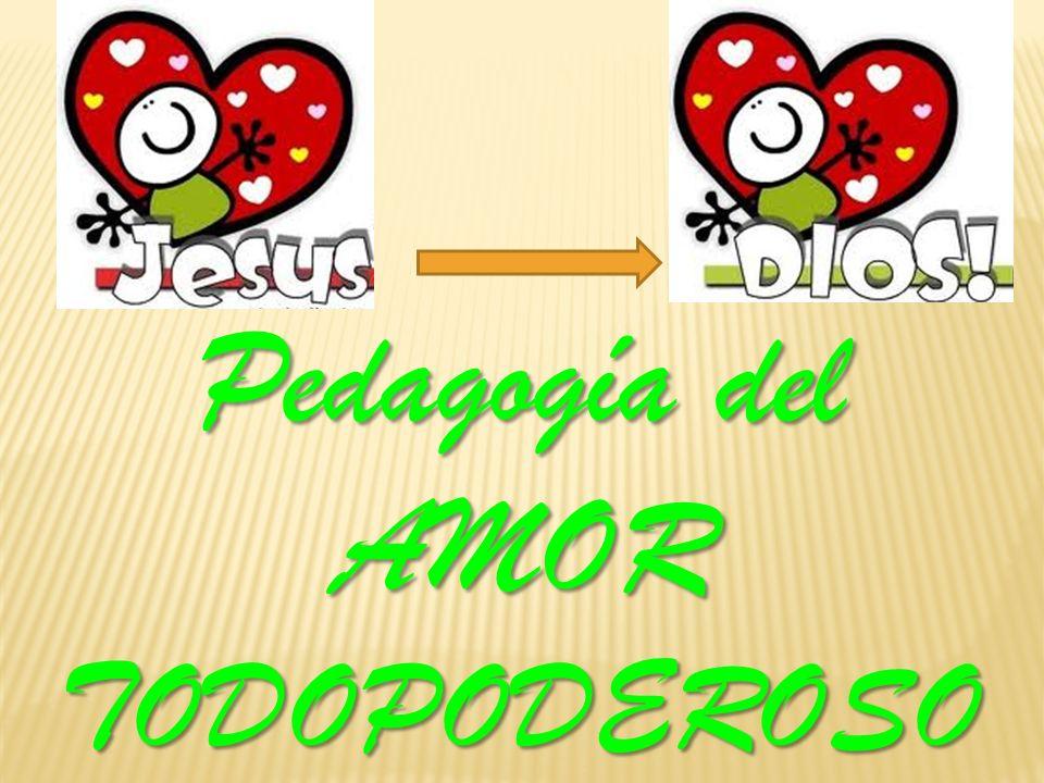 Pedagogía del AMOR TODOPODEROSO