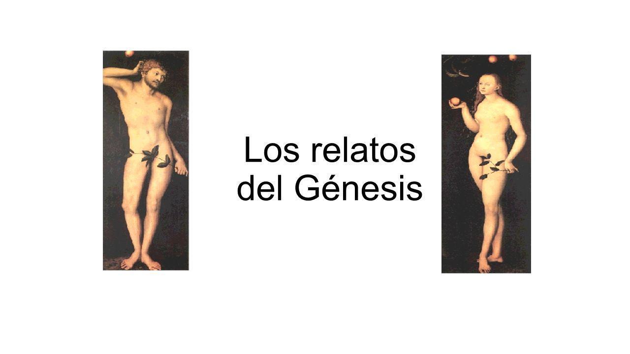 Los relatos del Génesis