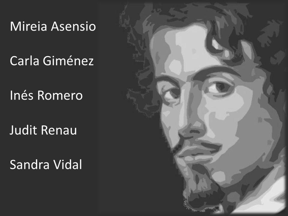 Mireia Asensio Carla Giménez Inés Romero Judit Renau Sandra Vidal