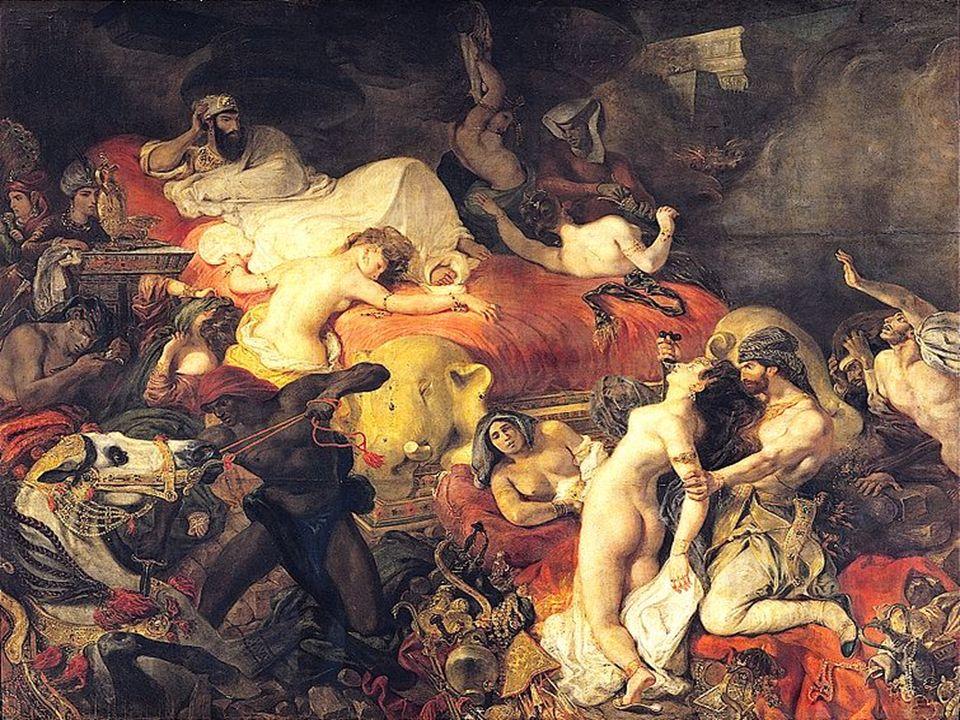 El romántico asocia amor y muerte, como ocurre en el Werther de Goethe. El amor atrae al romántico como vía de conocimiento, como sentimiento puro, fe