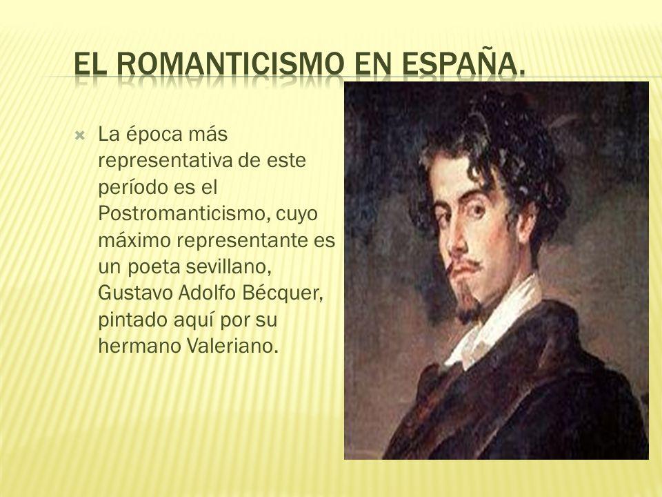 En nuestro Romanticismo se muestran dos tendencias: una más conservadora, encabezada por el duque de Rivas, y otra más revolucionaria, en la que desta