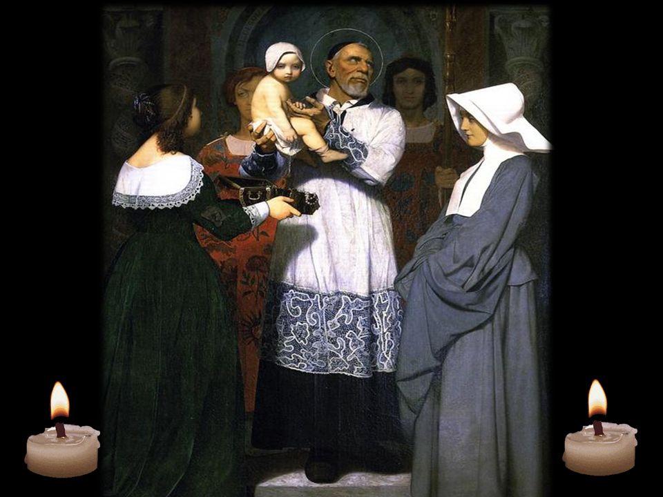 Guía: Demos gracias al Señor por la herencia recibida de San Vicente de Paúl.