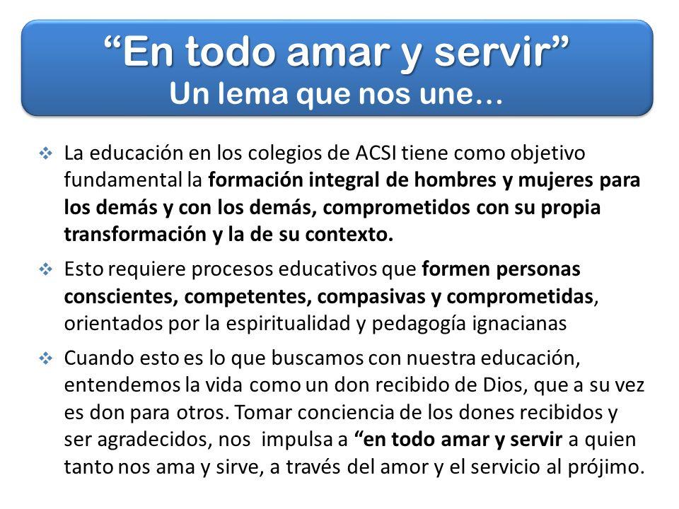 El servicio de la Fe y la promoción de la Justicia: su principio integrador.