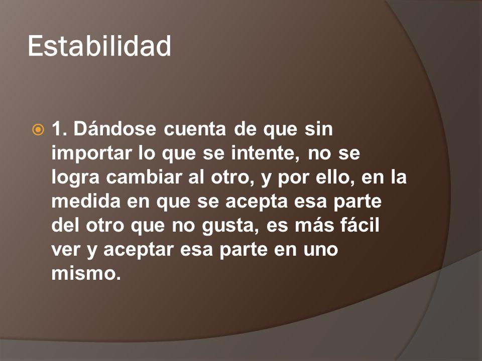 Estabilidad 1.