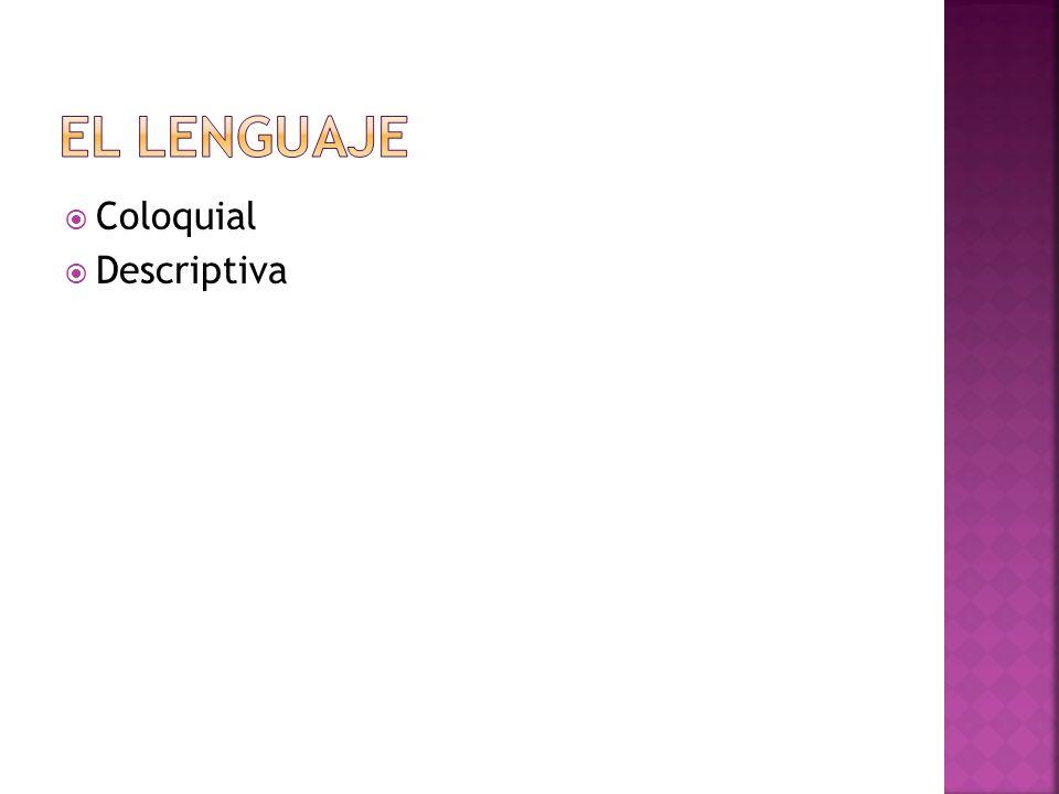 Coloquial Descriptiva