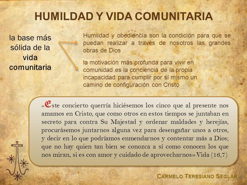Humildad y obediencia son la condición para que se puedan realizar a través de nosotros las grandes obras de Dios « E ste concierto querría hiciésemos