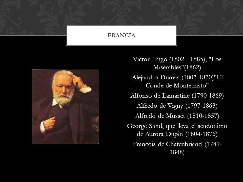 Víctor Hugo (1802 - 1885),