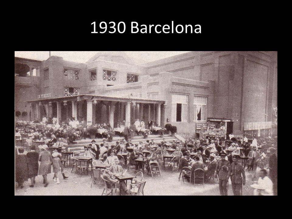 1930 Barcelona
