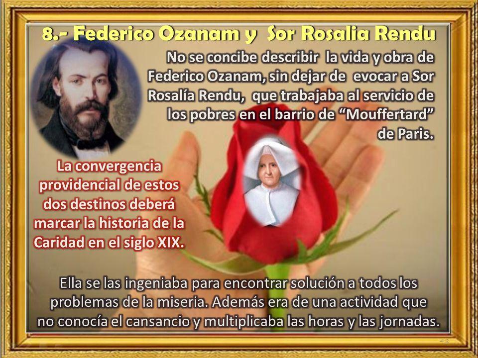45 7.-Federico tenía una gran devoción a María.7.-Federico tenía una gran devoción a María.