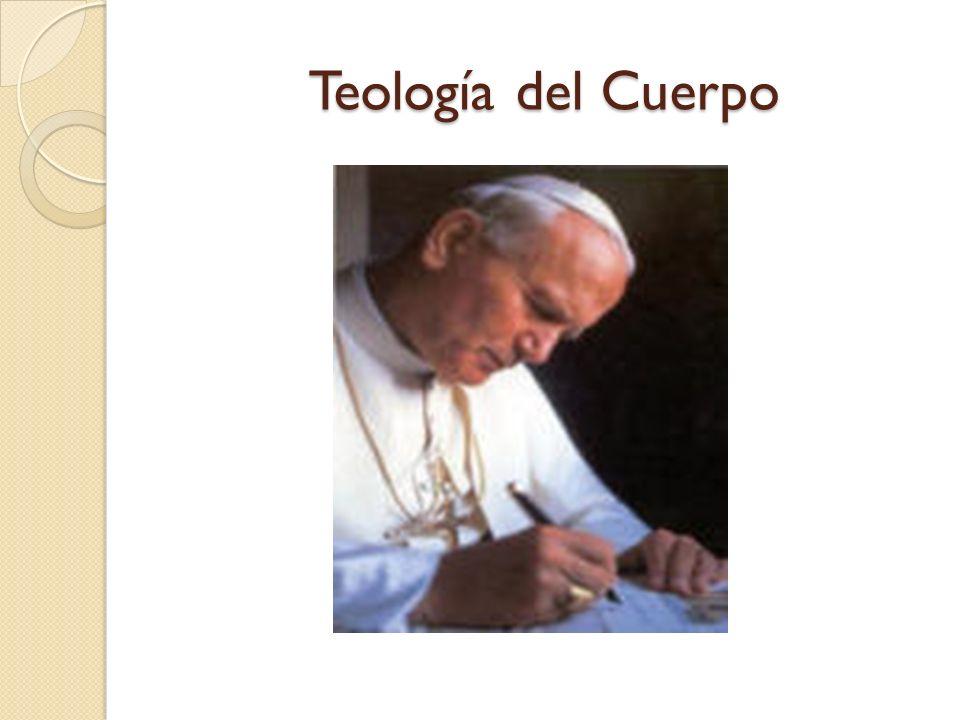 Teología del Cuerpo