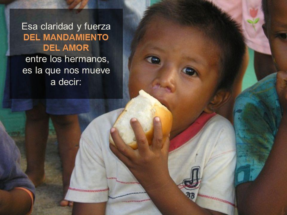 ¡Vamos a mejorar el espíritu, la participación y la forma de distribuir las despensas en la Parroquia!