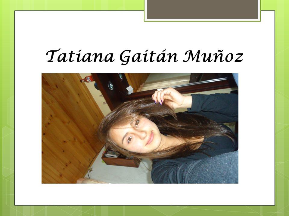 Tatiana Gaitán Muñoz