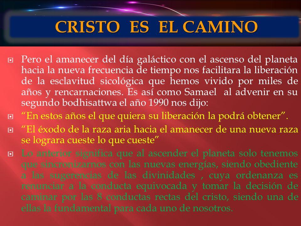 En este precepto del Cristo esta implícita la Ley Divina, quien administra las consecuencias de las acciones.
