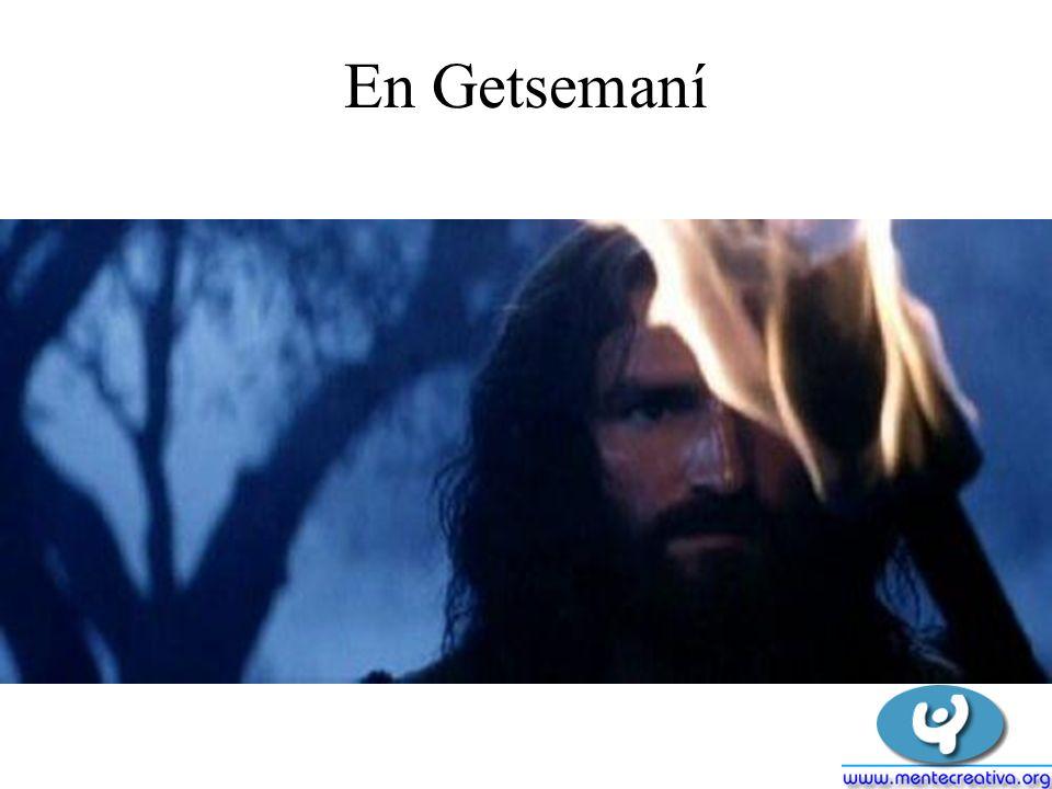 En Getsemaní