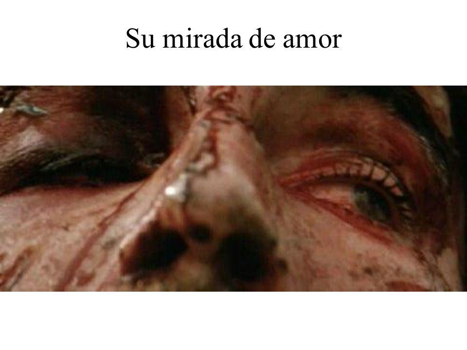 Su mirada de amor