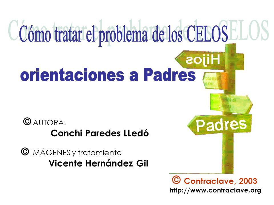 http://www.contraclave.org © Contraclave, 2003 © IMÁGENES y tratamiento Vicente Hernández Gil © AUTORA : Conchi Paredes LLedó