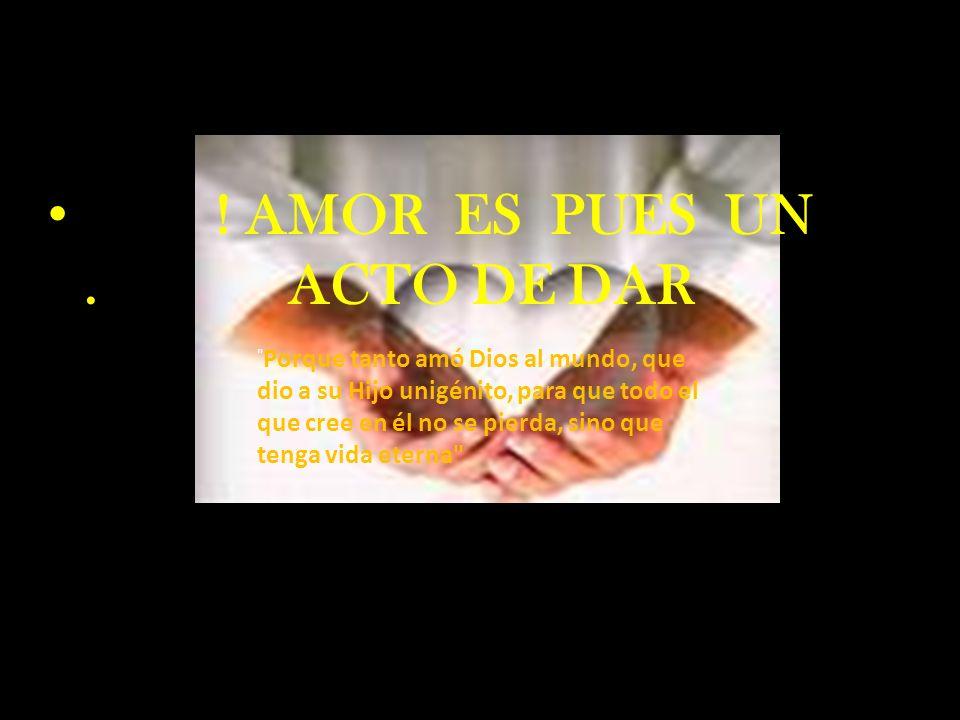 !! PADRE PERDONALOS NO SABEN LO QUE HACEN !! ESTA ES LA PRUEBA MAS SUBLIME DE SU AMOR (expresado en su perdon) POR TI