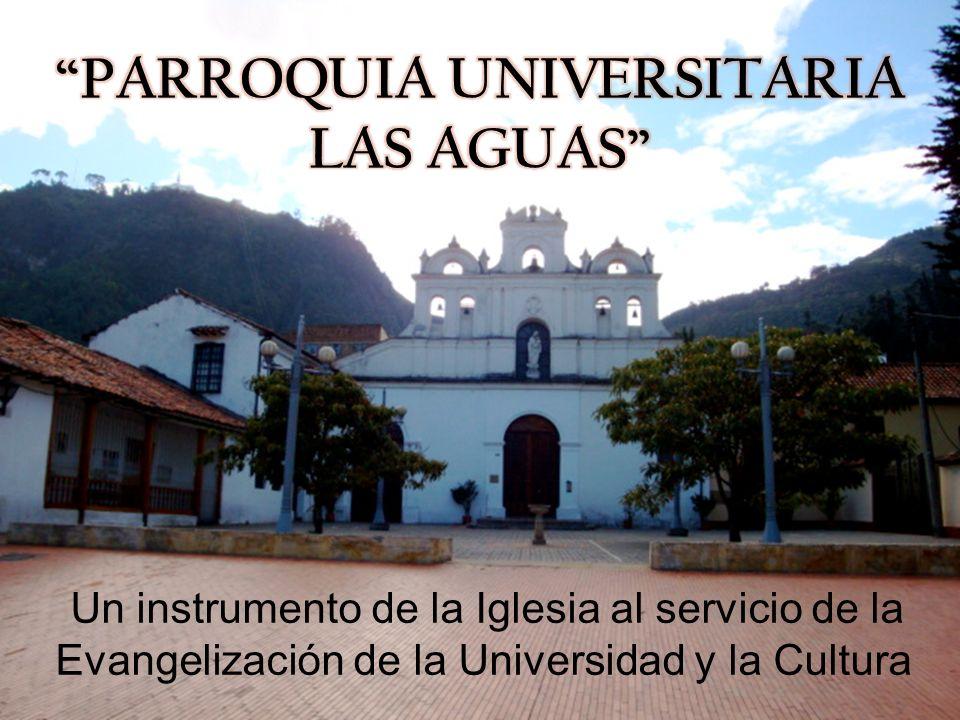 Un instrumento de la Iglesia al servicio de la Evangelización de la Universidad y la Cultura