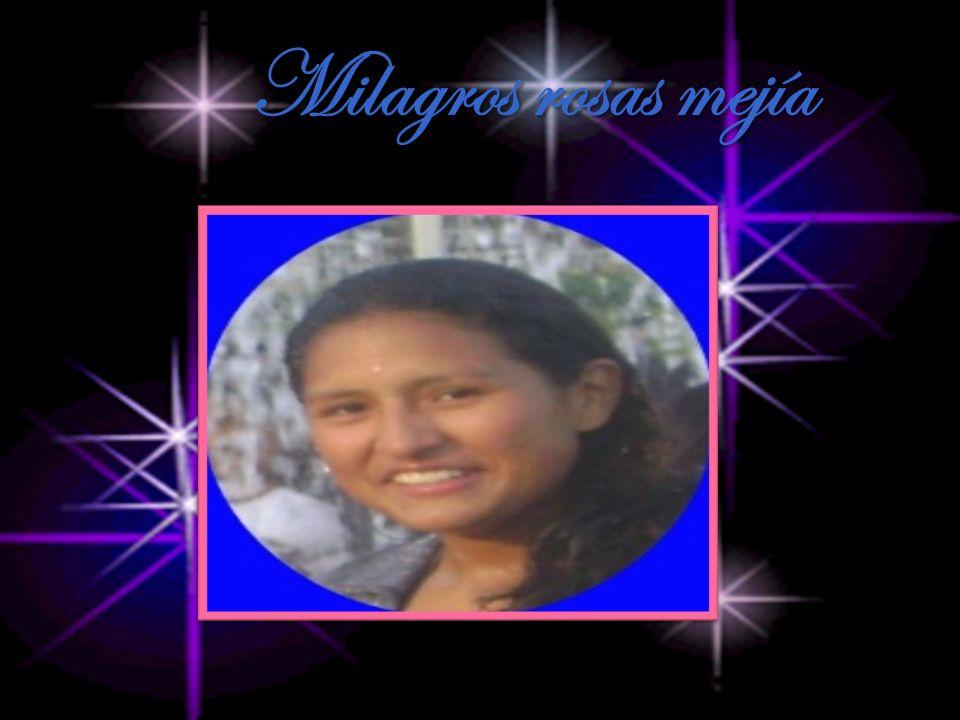 Margot Ramírez Leyva Edad : 15 años Lema : valor y triunfo Dirección : la caporala 1 Email : teamo_o17@ Hobby Hobby : escuchar música Consejo Consejo
