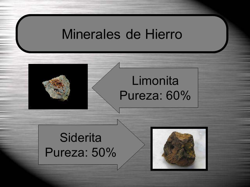 Localización del mineral Este enlace muestra las diferentes técnicas de minería empleadas