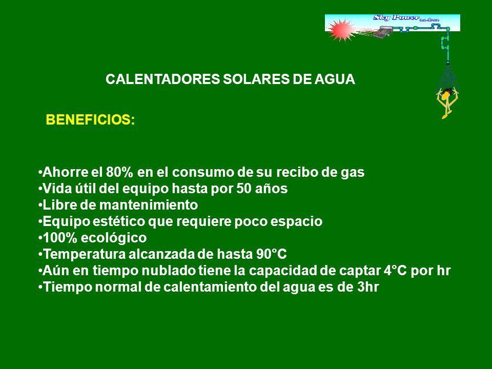 Base3.15 m Altura2.00 m Costado3.50 m SP-60-3-G 680 LITROS 14-17 DUCHAS 1 TERMOS 1 TANQUE DE PASO CALENTADORES SOLARES DE AGUA