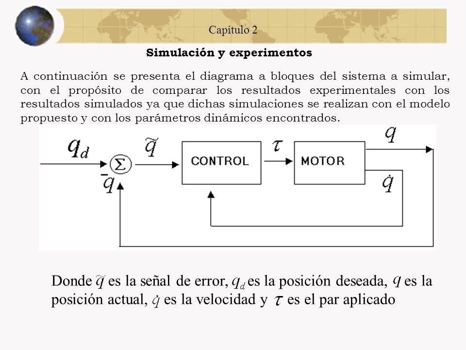 Capítulo 2 Análisis de estabilidad Controlador con Estructura Fraccional se denota por Se propone una funcion para demostrar estabilidad en el sentido