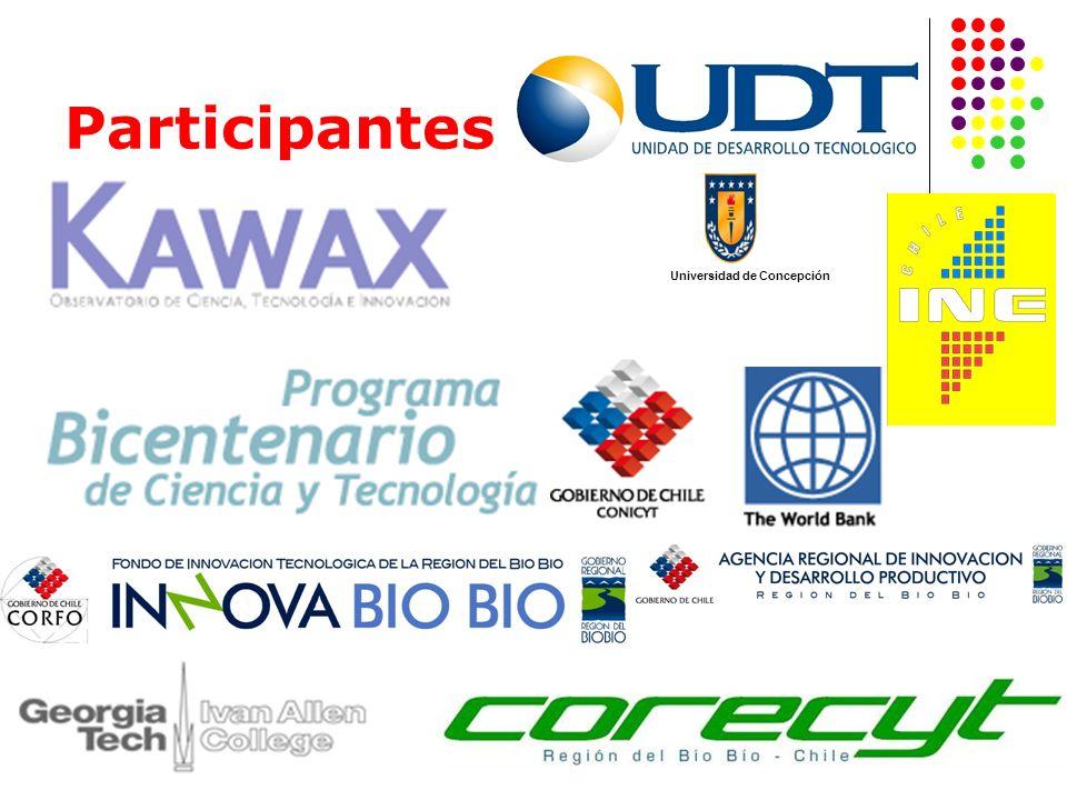 Participantes Universidad de Concepción