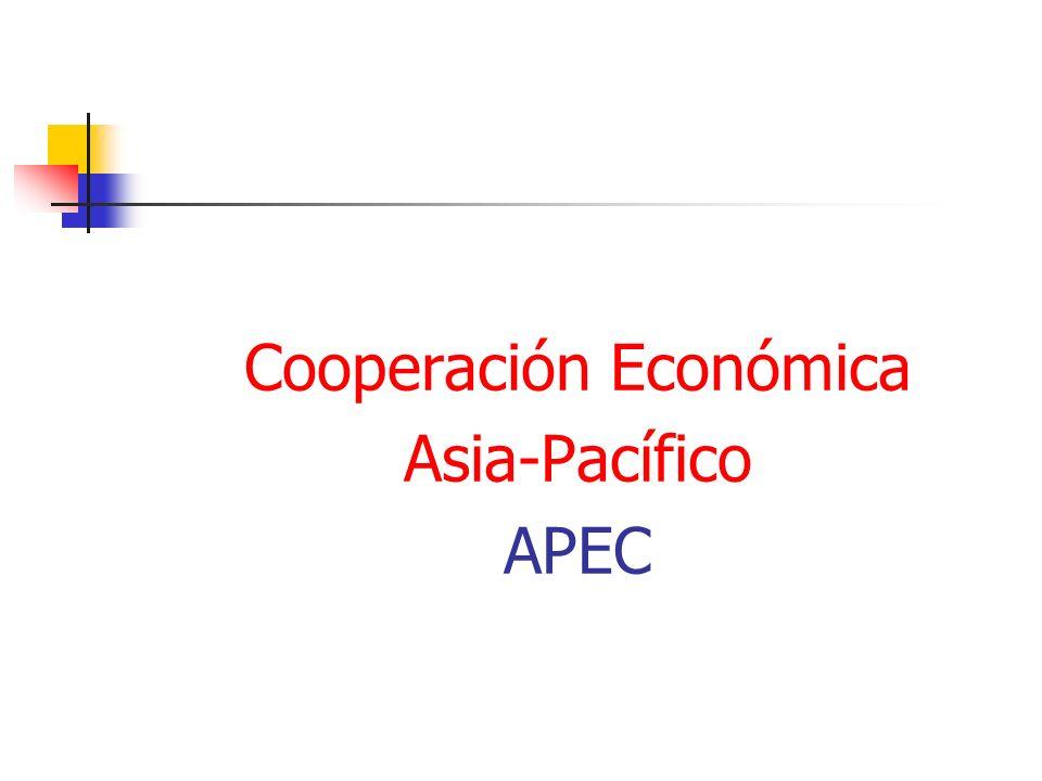 Cooperación Económica Asia-Pacífico APEC