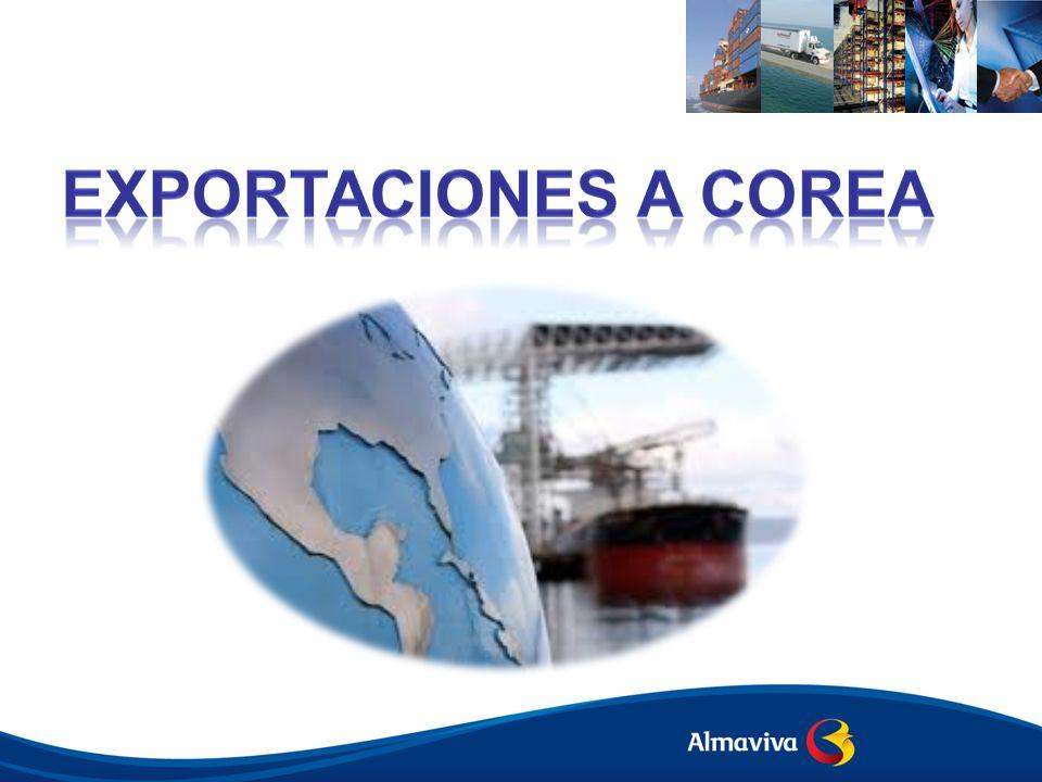 ACCESO DE PRODUCTOS COREANOS A COLOMBIA 7241 subpartidas negociadas en el acuerdo.