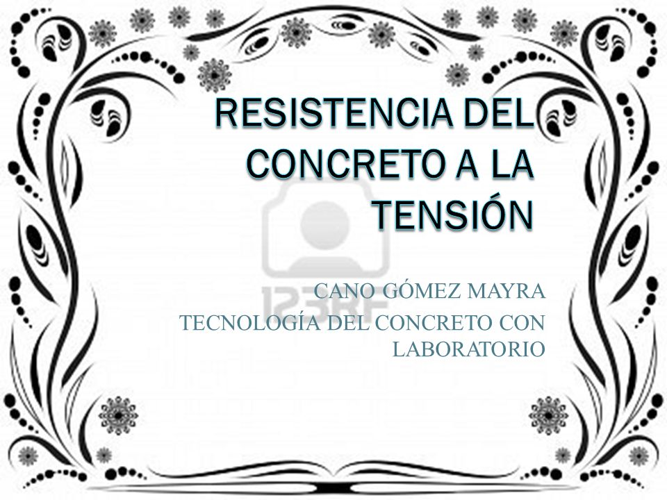 CANO GÓMEZ MAYRA TECNOLOGÍA DEL CONCRETO CON LABORATORIO