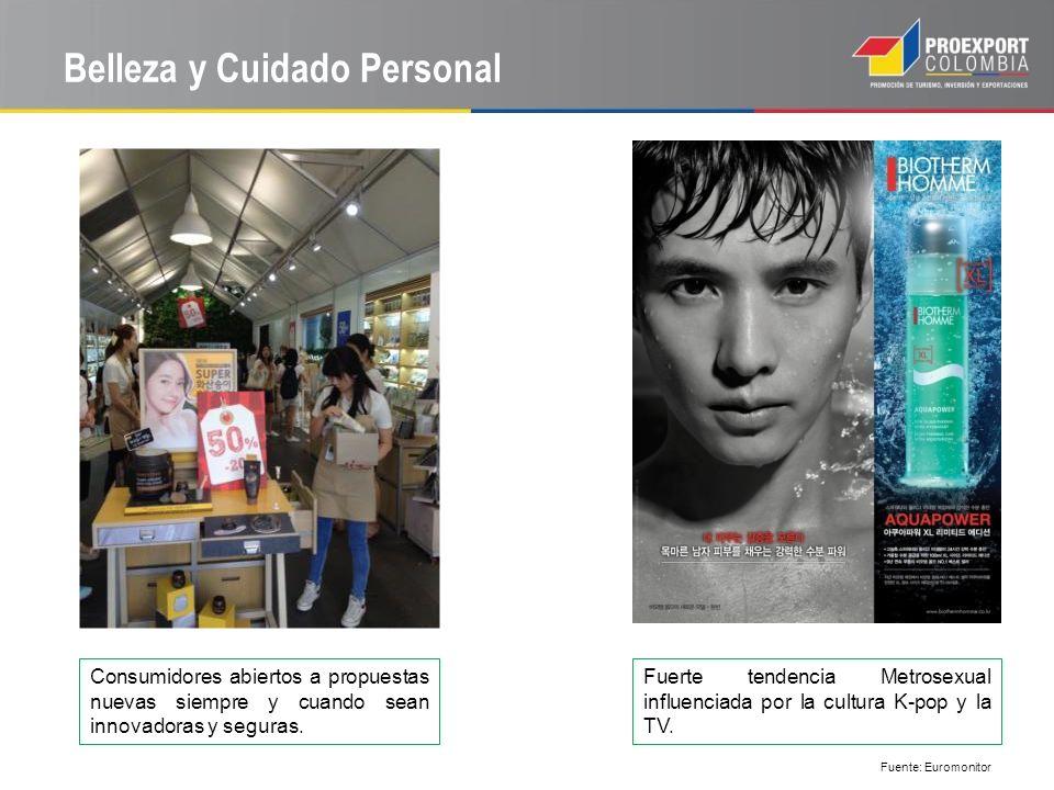 TLC y las oportunidades en el mercado Coreano para los Exportadores Colombianos: