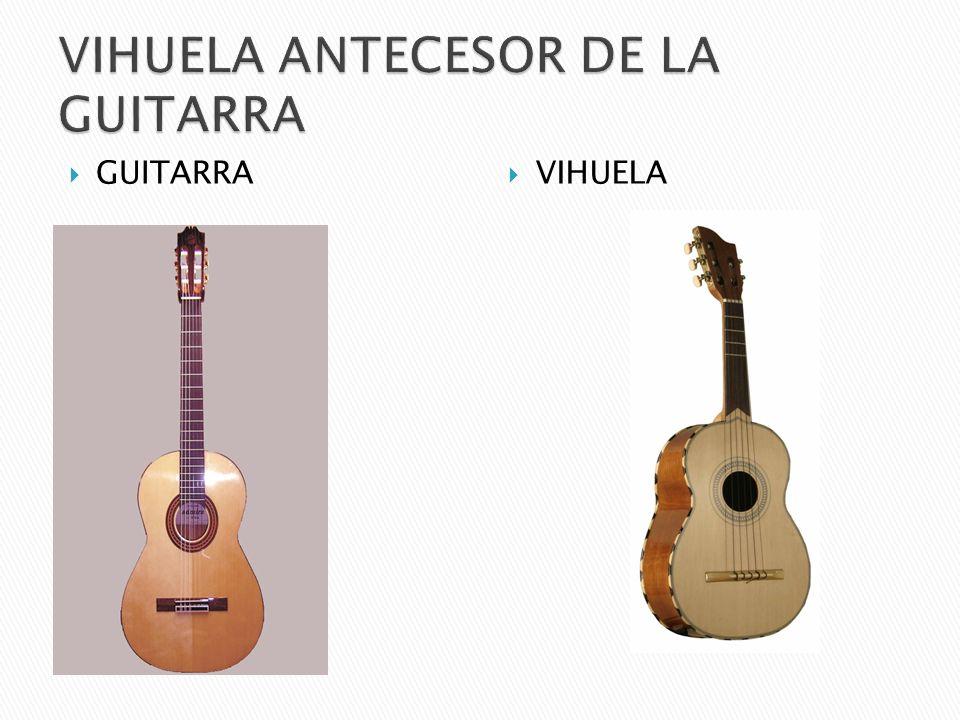 GUITARRA VIHUELA