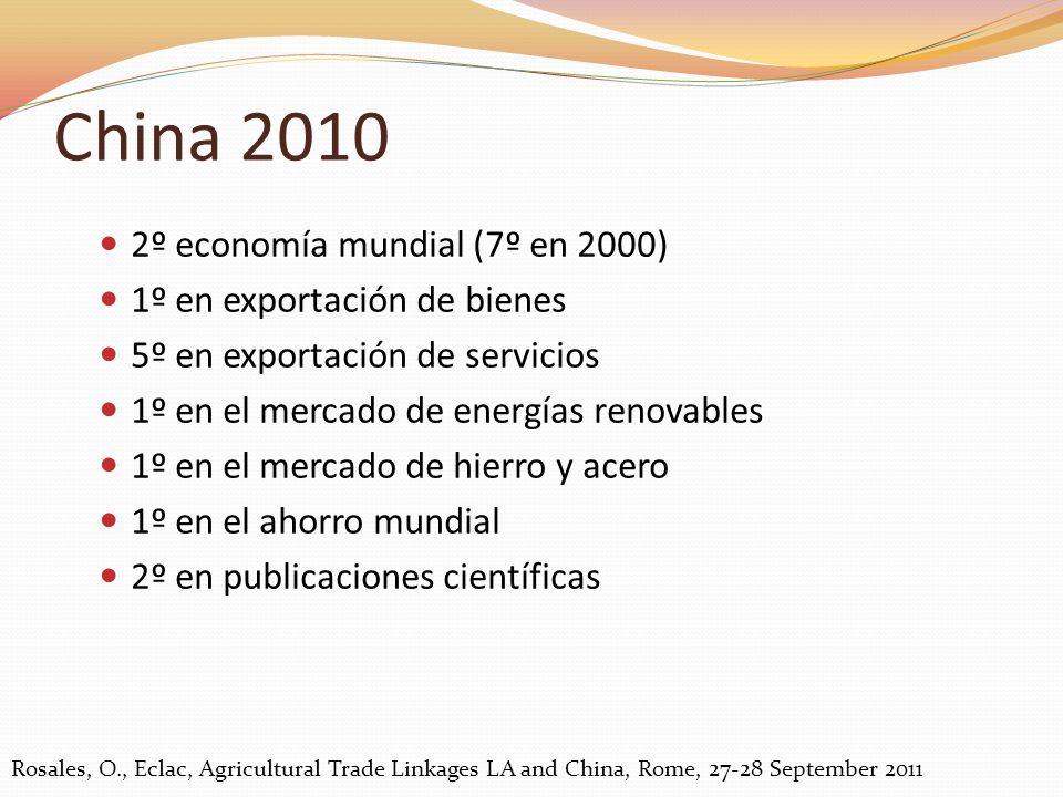 Actor importante en la estabilidad macroeconómica global y en la gobernanza mundial.