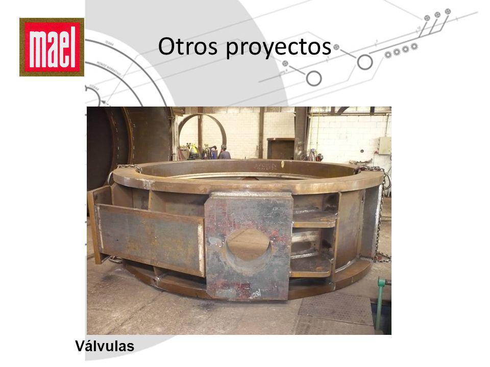 Otros proyectos Válvulas