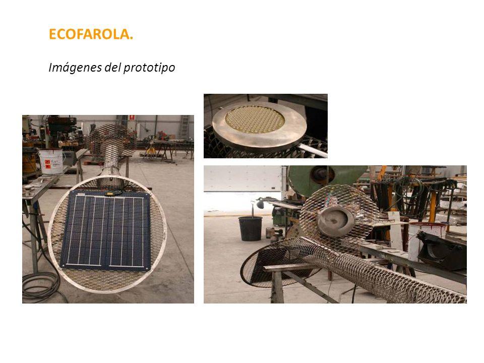 ECOFAROLA. Imágenes del prototipo