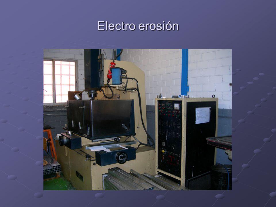 Electro erosión
