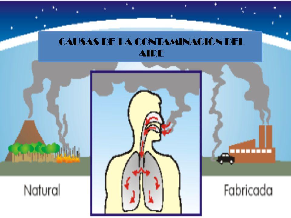 La contaminación ambiental es también la incorporación a los cuerpos receptores de sustancias sólidas, líquidas o gaseosas o de mezclas de ellas, siempre que alteren desfavorablemente las condiciones naturales de los mismos o que puedan afectar la salud, la higiene o el bienestar del público.