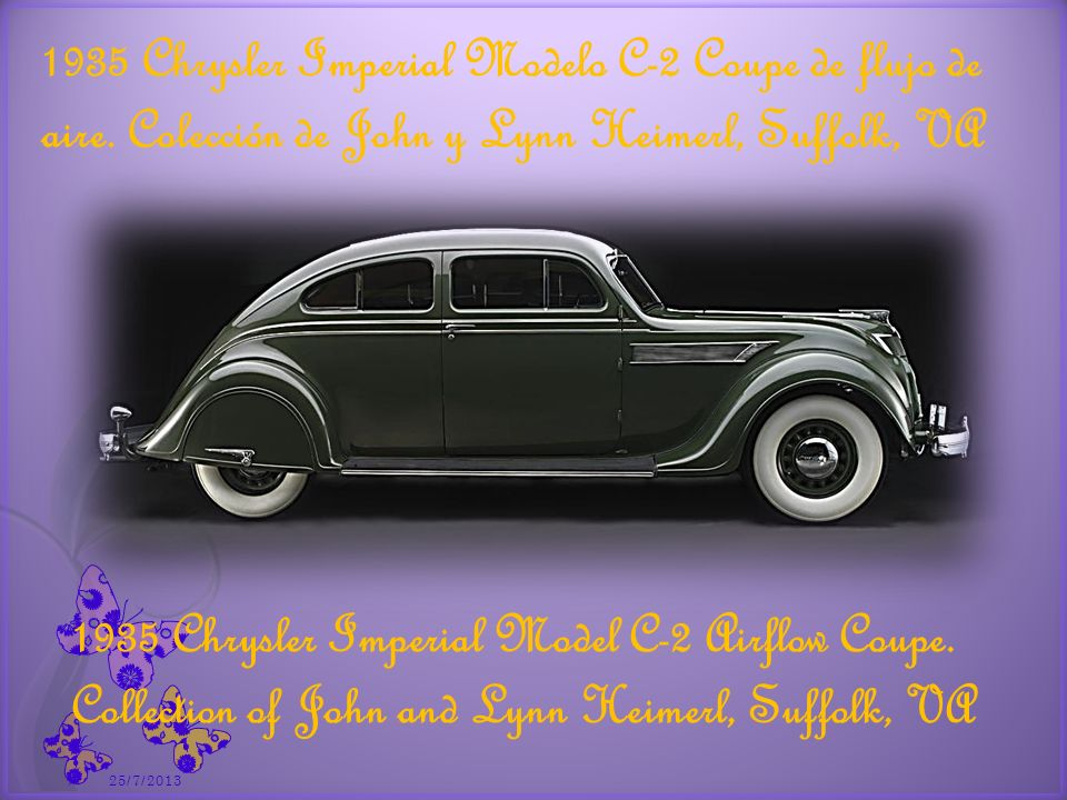 1934 Voisin Type C27 Aérosport Coupe.Collection of Merle and Peter Mullin.
