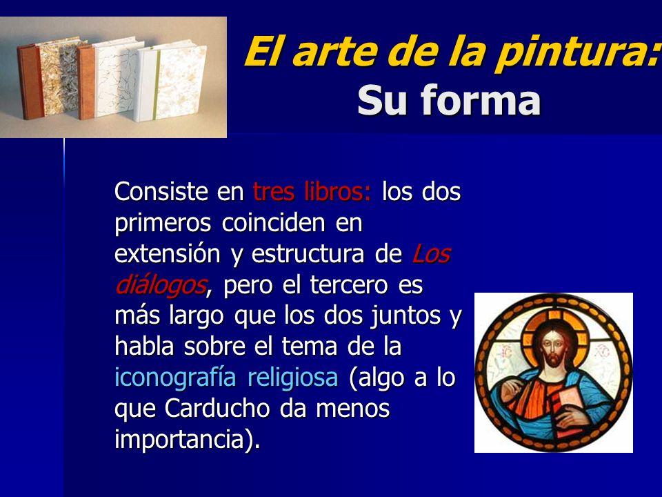 …y más preguntas 3.) Pacheco y Carducho tienen estilos y formas de escritura diferentes.