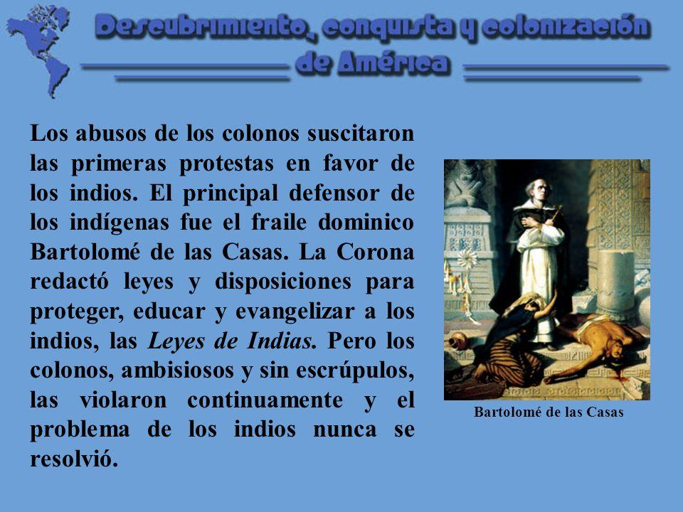 La conquista del continente partió de Cuba.